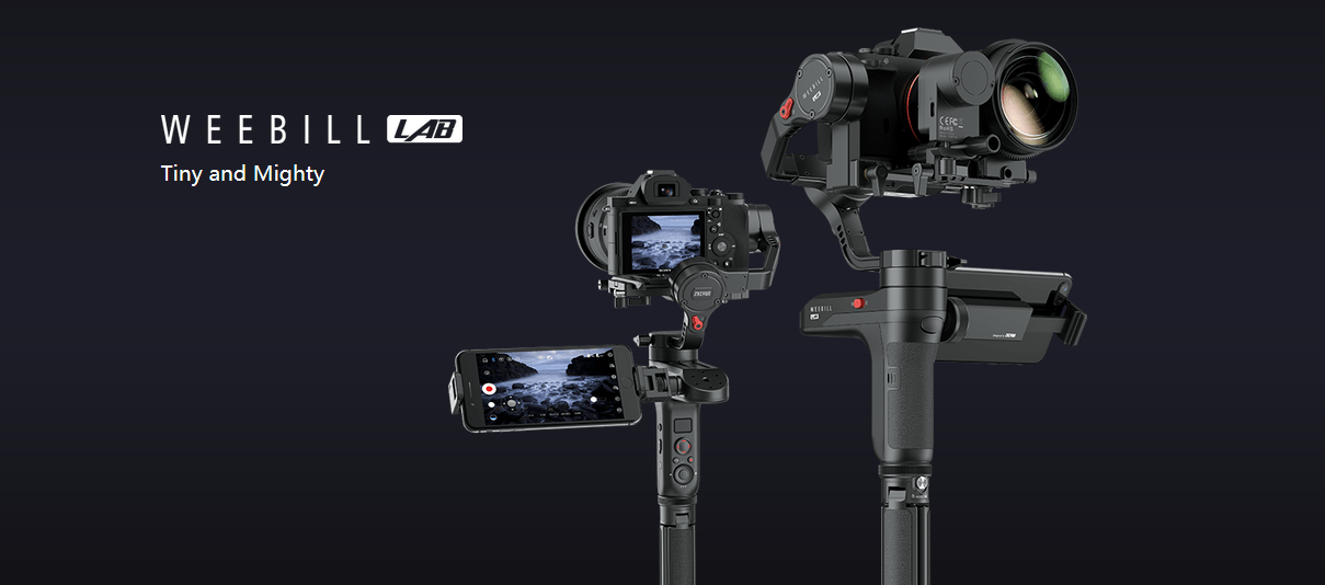 Zhiyun Tech Weebill LAB 18-1